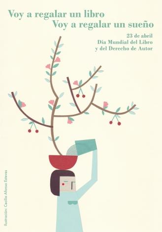 carteles_afiches_dia_del_libro_eu_2014_cecilia_afonso_esteves