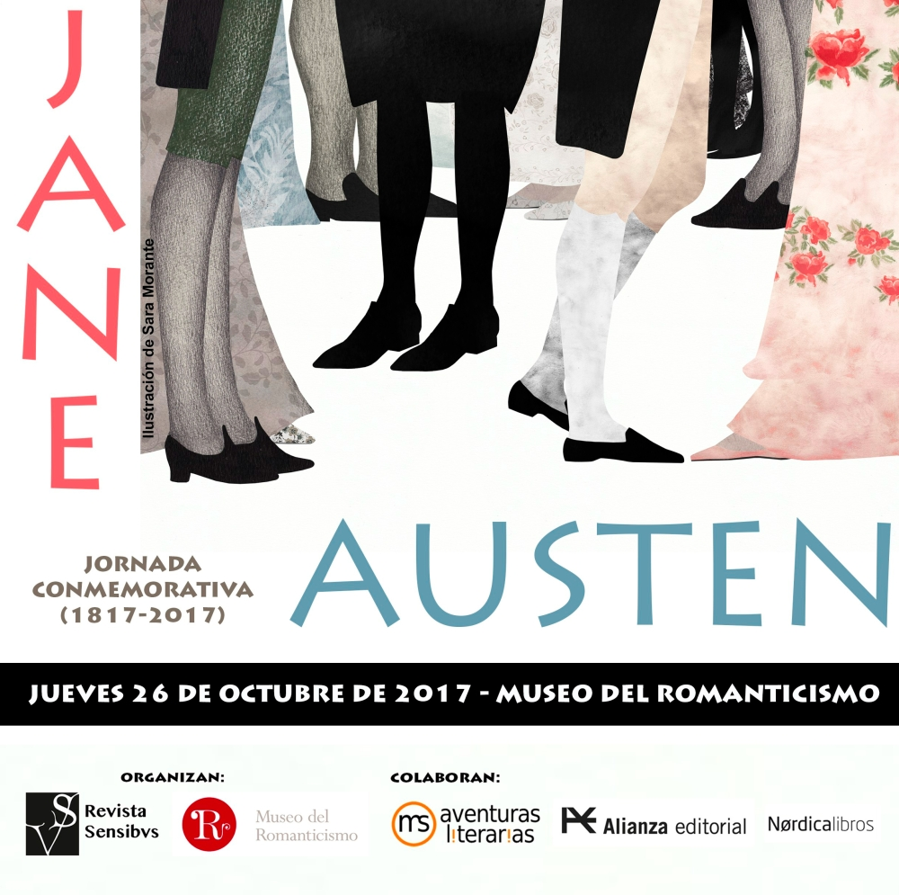 Cartel cuadrado Jane