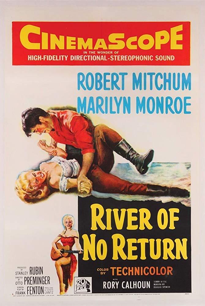 rio sin retorno